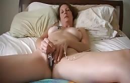 Jenna Sin se masturbeaza fara pic de inhibitii
