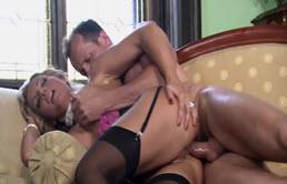 Alessia Donati sex cu gradinarul