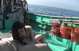 Futai pe pescador cu japonezi