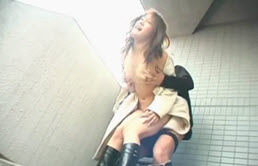 Japoneza fututa in public
