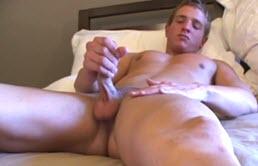 Masturbare in pat